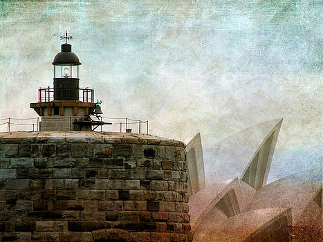 the Beacon of the Opera by Sonia Stewart