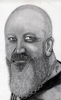 The Beard Man by Bobby Dar