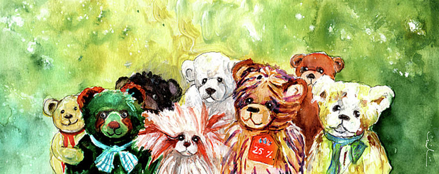 Miki De Goodaboom - The Bears From The Yorkshire Moor 02