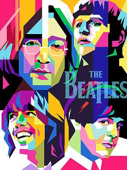 The Beatles on WPAP by Ahmad Nusyirwan