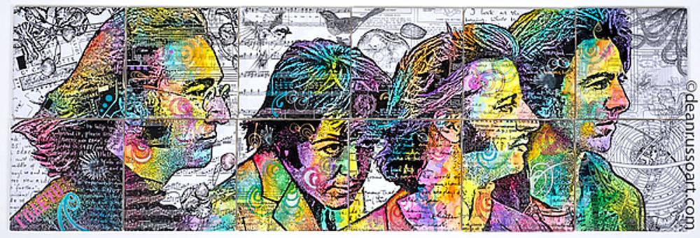 The Beatles Orbit by Dean Russo