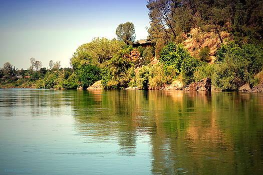 The Beautiful Sacramento River by Joyce Dickens