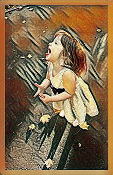 The Beauty of a Child by Cletis Stump