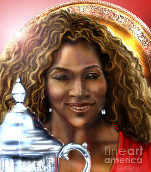 The Beauty Victory That is Serena by Reggie Duffie