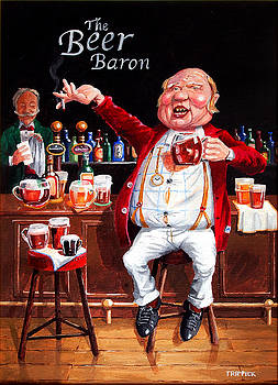 The Beer Baron by Johnny Trippick