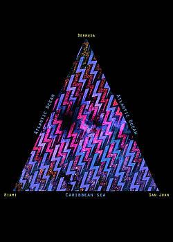 The Bermuda Triangle by Filippo B