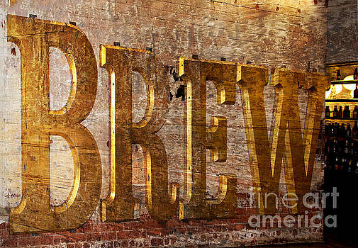 The Big Brew by Brenda Kean