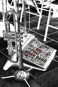 The Big Phat Horn Band by Paul Wash
