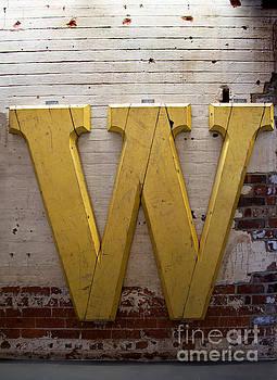 The Big W by Brenda Kean