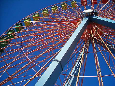 The Big Wheel by Peter  McIntosh