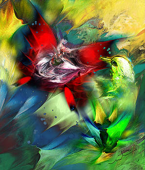 Miki De Goodaboom - The Bird And The Butterfly