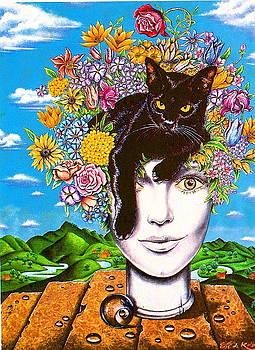 The Black Darling by Eric de Kolb
