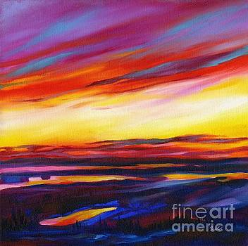The Blaze by Eve  Wheeler