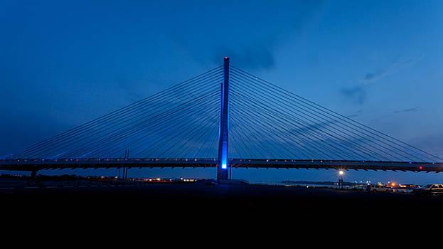 The Blue Bridge by Terry Thomas