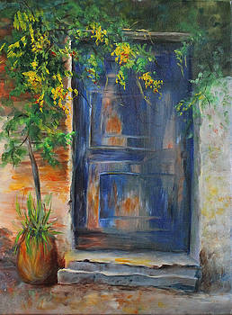 The Blue Door by Elaine Bailey
