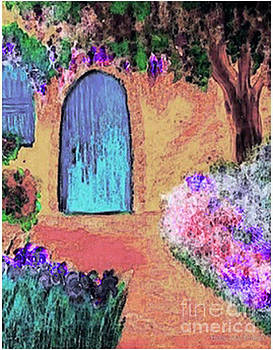 The Blue Door by Holly Martinson