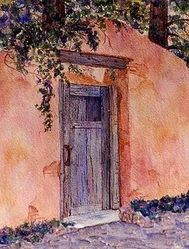 The Blue Gate by Ann Peck