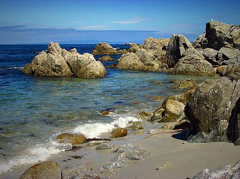 Joyce Dickens - The Blue Waters Of Monterey Bay II