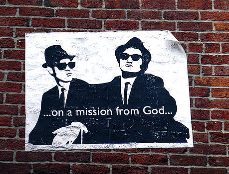 The Blues Brothers by Dave Mills