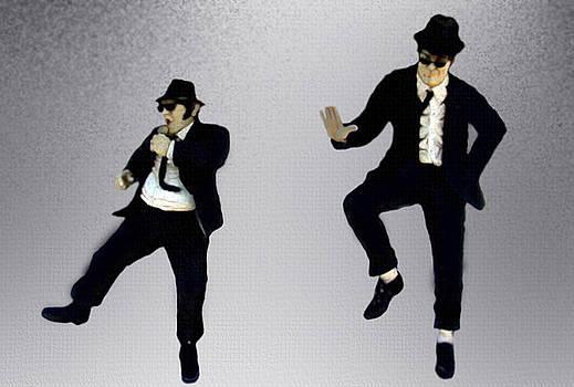 The Blues Brothers by Jeff DOttavio