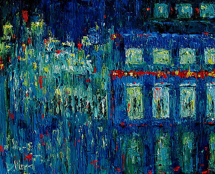 The Blues by Debra Hurd