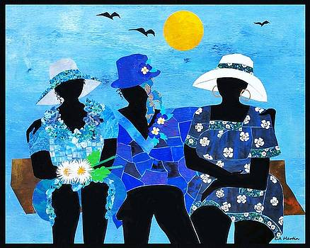The Blues Sisters Monday Morning Chat by Charleen Martin