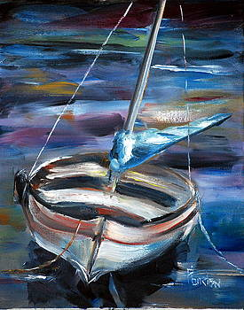 The Boat by Phil Burton