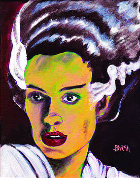 The Bride by Steven Burch