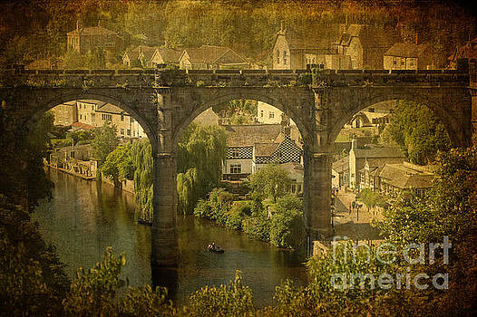 The Bridge at Knaresborough by Liz Alderdice