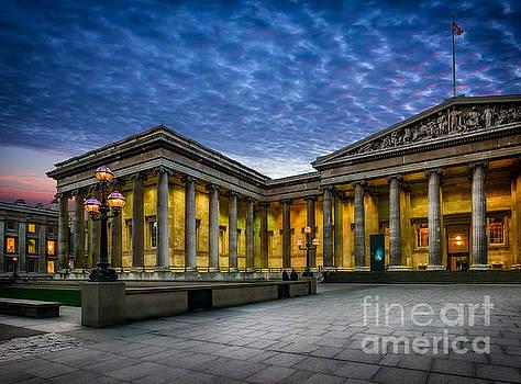 Adrian Evans - The British Museum