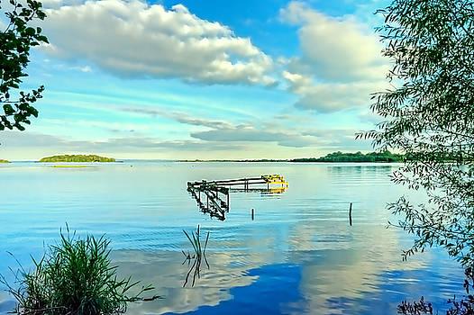 The Broken pier by Kim Shatwell-Irishphotographer