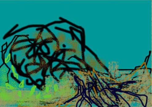 The Broken Tree by Chitra Patnaik