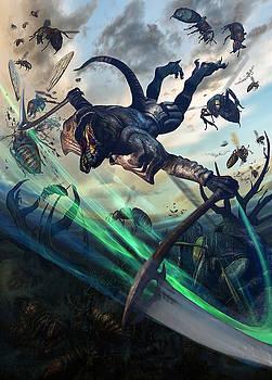 The Bug Wars by Kurt Miller