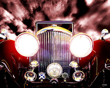 The Car by Johnny Trippick
