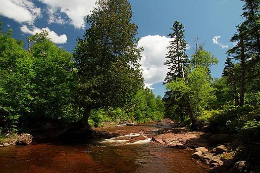 The Caribou River by Amanda Kiplinger