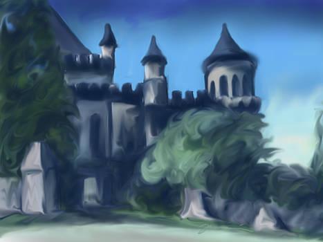 The Castle by Jean Pacheco Ravinski