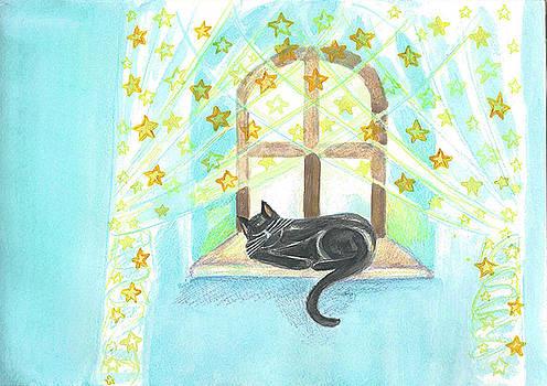The Cat by Karolina Wicha