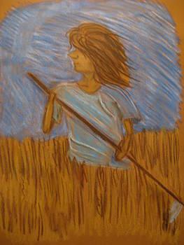 The Catcher in the Rye by Maria Degtyareva