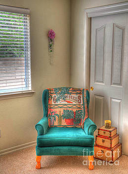 The Chair by Matthew Hesser