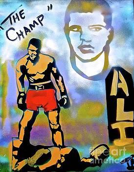 The Champ Ali by Tony B Conscious