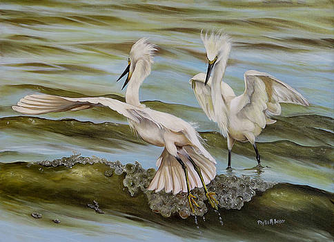 The Chase by Phyllis Beiser