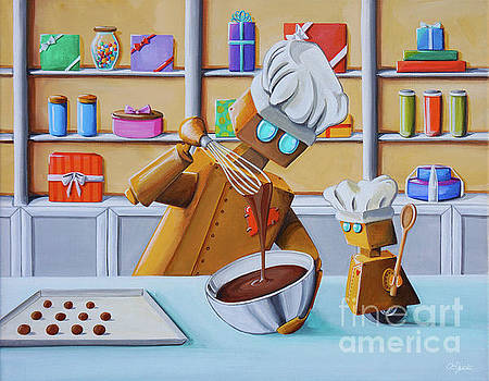 The Chocolatiers by Cindy Thornton