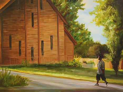 The Church by Emily Olson