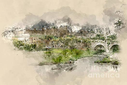 The Citadel by Ann Garrett