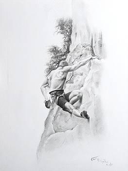 The Climber by Ed Teasdale