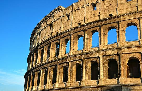 The Colosseum by Peter McAuley