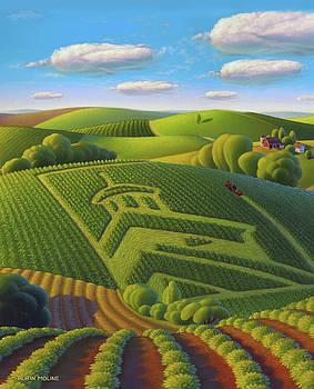 Robin Moline - The Corn Palace