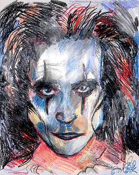 Jon Baldwin  Art - The Crow