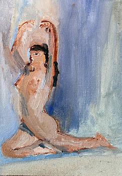 The Dancer by Michael Helfen
