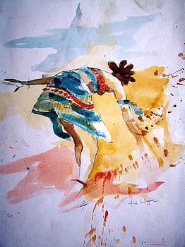 The Dancer by Timi Kakandar